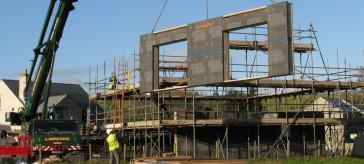 Stoneworks Garth - first certified passivhaus in Cumbria