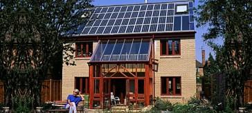 Sue Roaf's Ecohouse