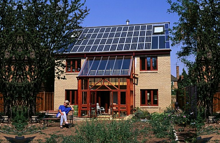 Sue Roaf's Ecohouse